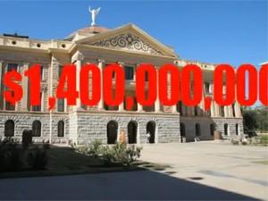 The Arizona Republic public pensions Craig Harris
