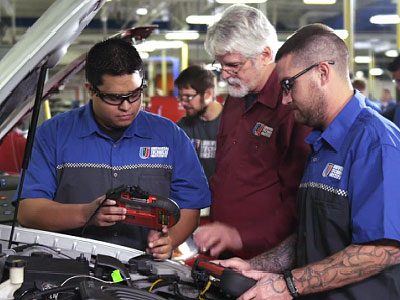 Green Auto Sales >> Auto repair offers local economic indicator - Reynolds Center
