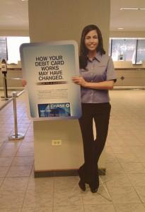 Chase Bank promo