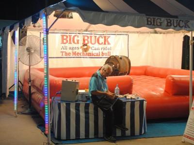 Big Buck Mechanical Bull