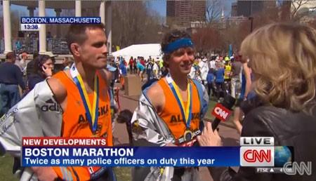Boston Marathon 2014 CNN image