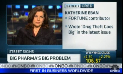 CNBC Katherine Eban video clip