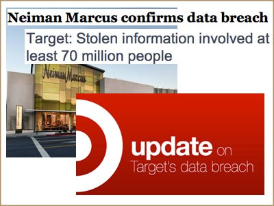 Neiman Marcus Target data breaches