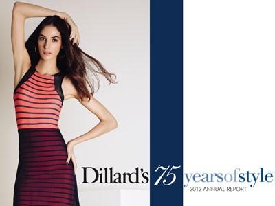 2012 Dillard's Annual Report