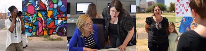 Dow Jones News Fund journalism training 2013