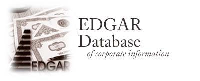 SEC's Edgar logo