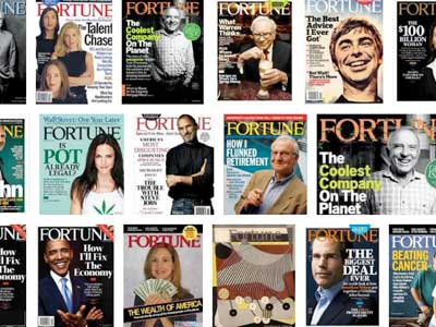 Fortune covers