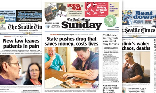The Seattle Times' Methadone and the Politics of Pain in The Seattle Times