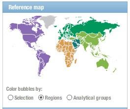 IMF maps