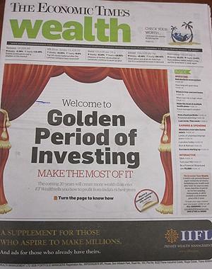 India Economic Times Wealth