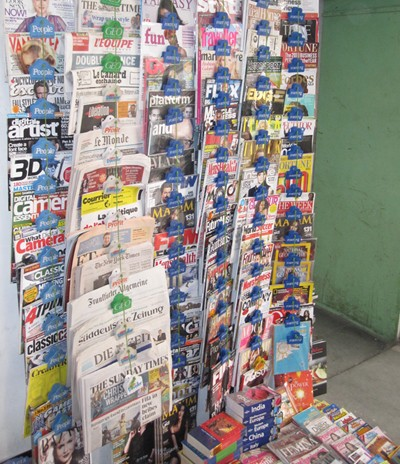Publications on sale in India