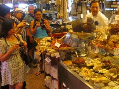 Walking Tour Italy