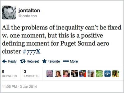 Jon Talton Tweet