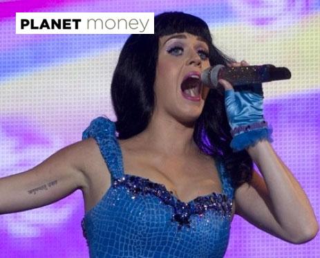 Katy Perry Planet Money