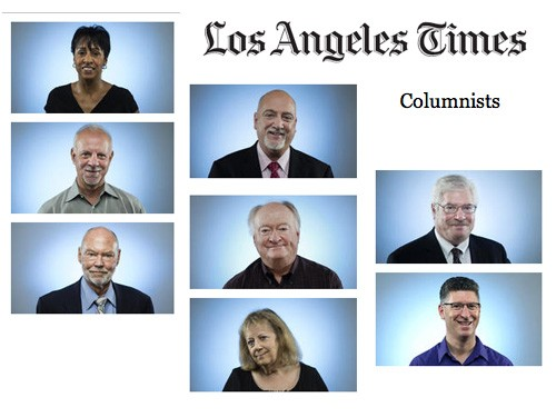 LATimes columnists