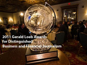 Loeb Awards for Distinguished Journalism