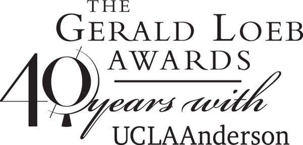 The Gerald Loeb Awards logo