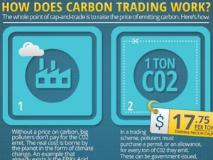 Mother Jones' Carbon Cap-and-Trade Explained in 1 Simple Diagram