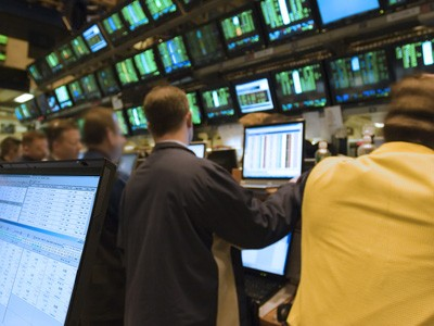 Screens and traders