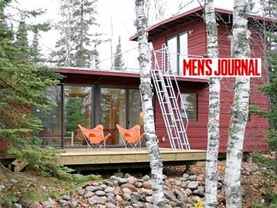 Second homes  modular mountain home