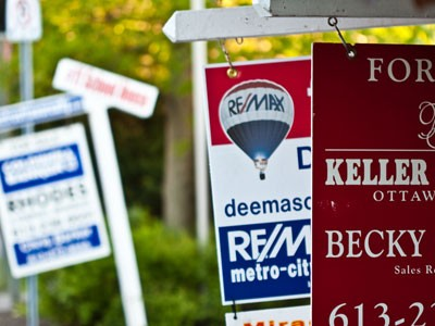 Real Estate beat basic Signs