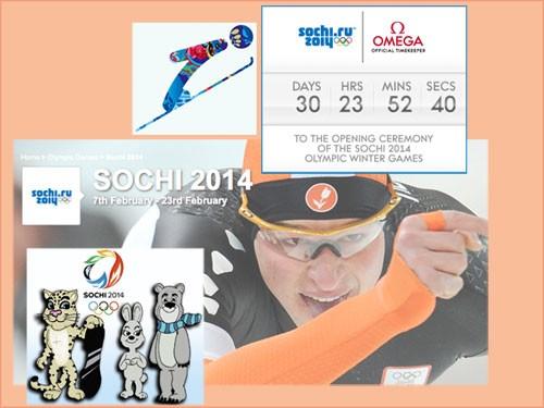 Sochi 2014 countdown