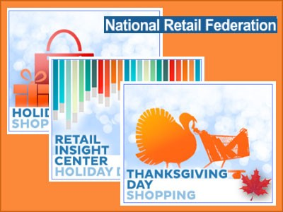 Thanksgiving data at NRF