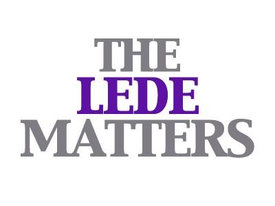 the lede matters