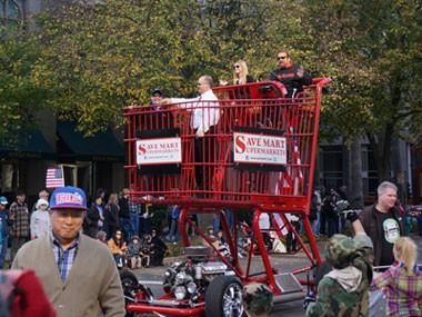 Veteran's Day 2012 Sacramento, California