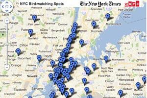 crowdsourcing map