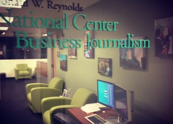 Reynolds Business Journalism Seminar Starts Monday
