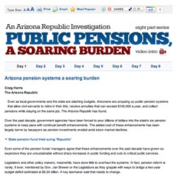 Arizona Public Pensions
