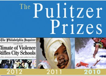 Reynolds presenter, Barlett & Steele winner get Pulitzers