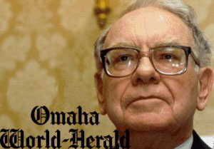 Warren Buffett Omaha World-Herald