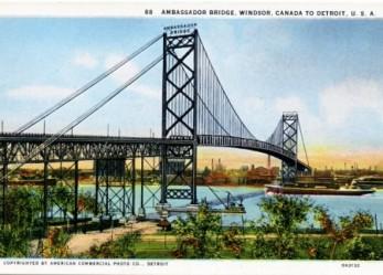 Politics and Money: A New Bridge Between U.S., Canada