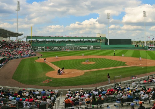 JetBlue Park (Photo via Flickr.com)