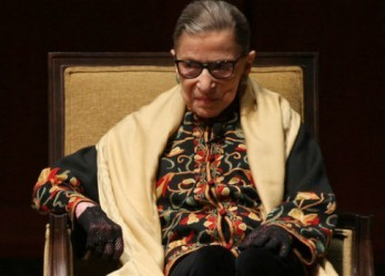 The Big Case Justice Ginsburg Wants To Reverse