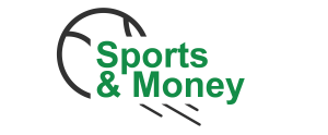 Sports and money logo