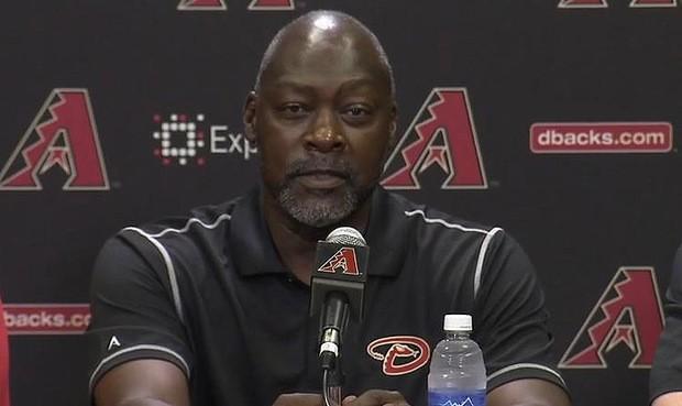 Dave Stewart, the general manager of the Arizona Diamondbacks. (Photo via Arizona Sports)