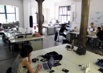 Cities And Money: Coworking Office Spaces Grow