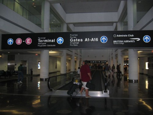 transportation and money: miami airport hopes to land