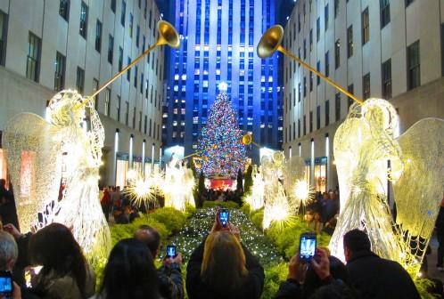 Rockefeller Center in New York City. (Via Andrew Dallos on Flickr.com)