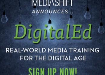 Reynolds Offers DigitalEd Webinars, with PBS Mediashift