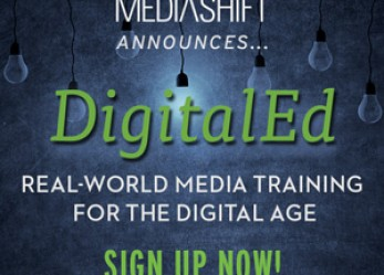DigitalEd Webinar with PBS Mediashift: Entrepreneurial Journalism