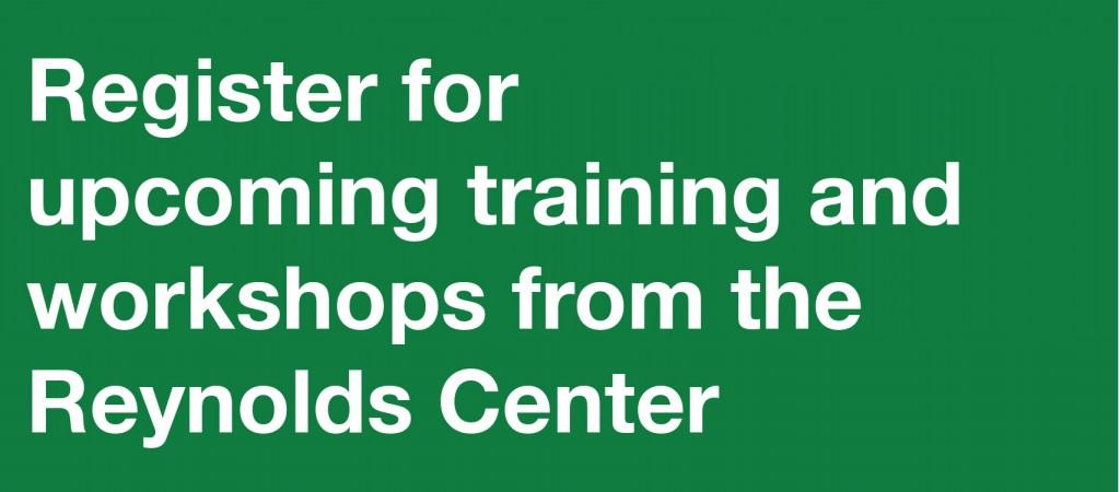 Reynolds training