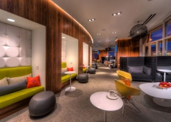 Transportation:  A New Spin On Airport Lounges