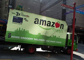 Food and Money: Is Amazon Your Next Grocer?