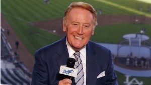 Photo courtesy of OfficialVinScully.com