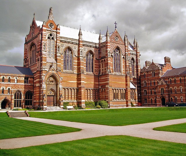 Photo of Keble College, Oxford from Dimitry B. on Flickr