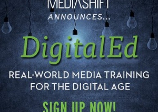 New Training from Reynolds and MediaShift